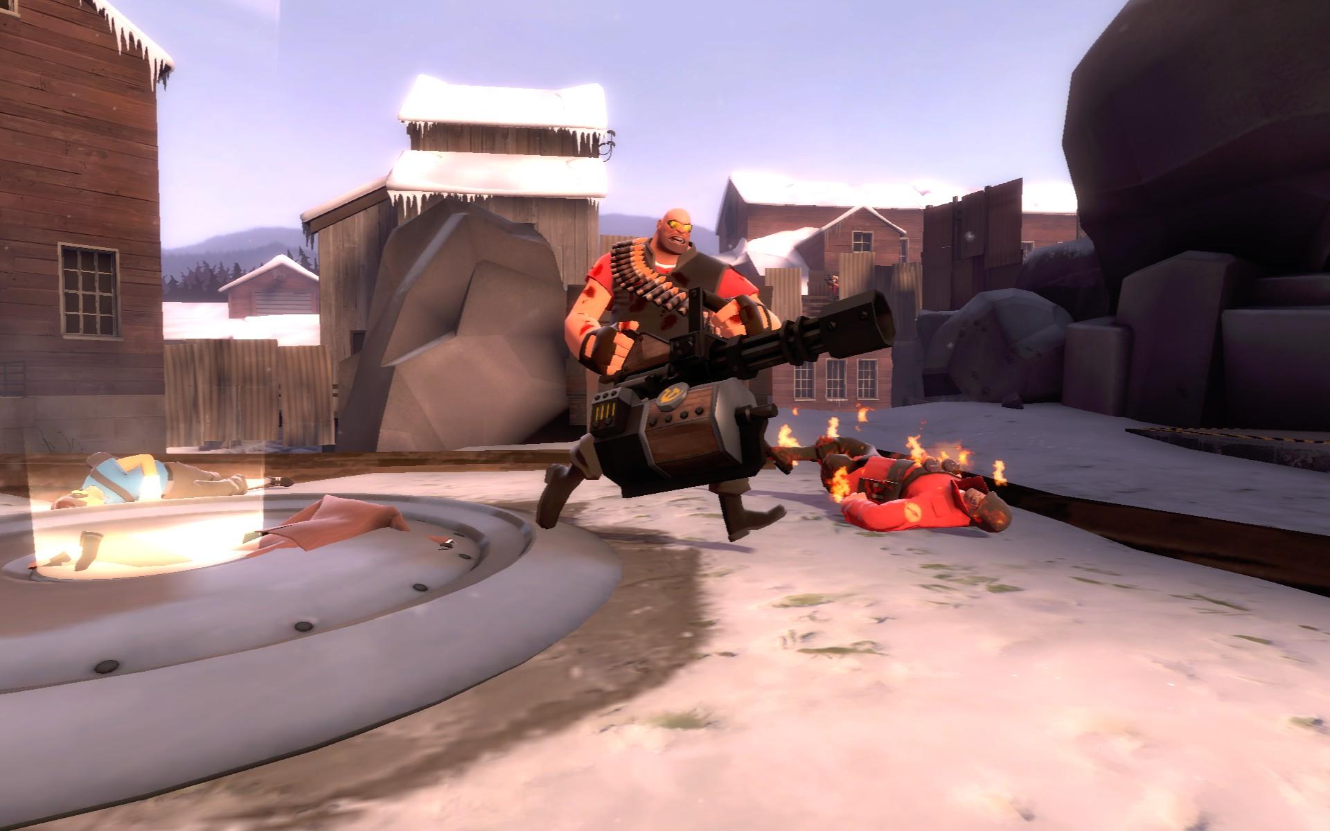 Team Fortress 2 pod nátlakem věrných čtenářů Zingu. Už potřetí 4241