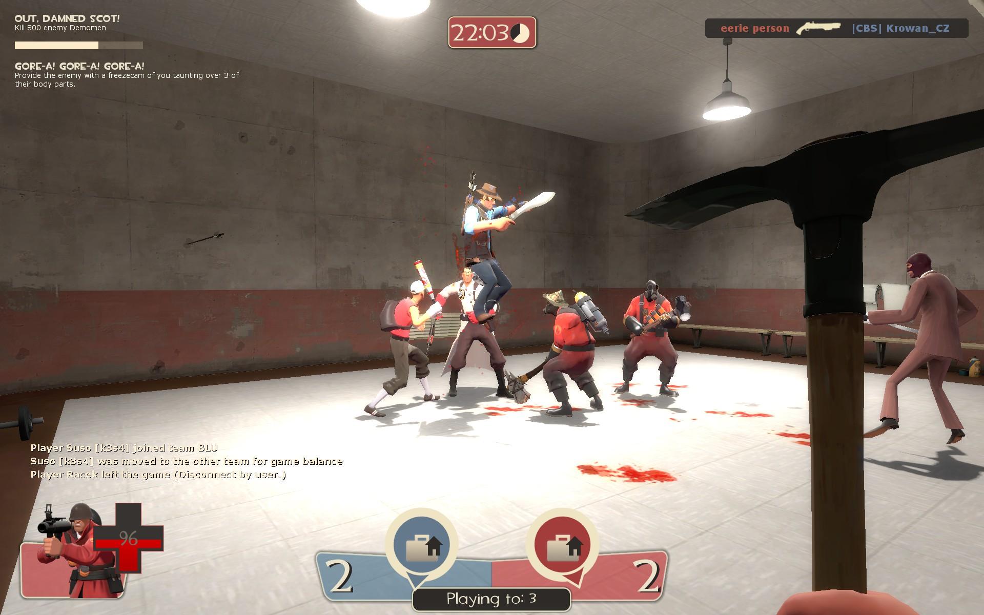 Team Fortress 2 pod nátlakem věrných čtenářů Zingu. Už potřetí 4243