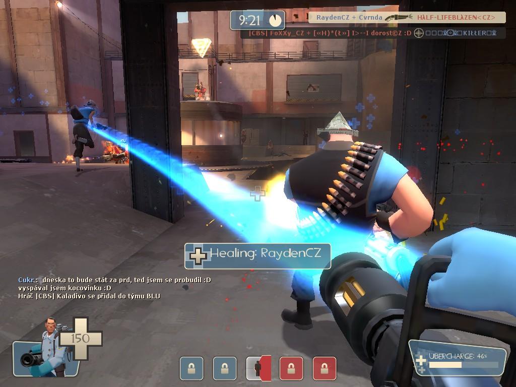 Team Fortress 2 pod nátlakem věrných čtenářů Zingu. Už potřetí 4244