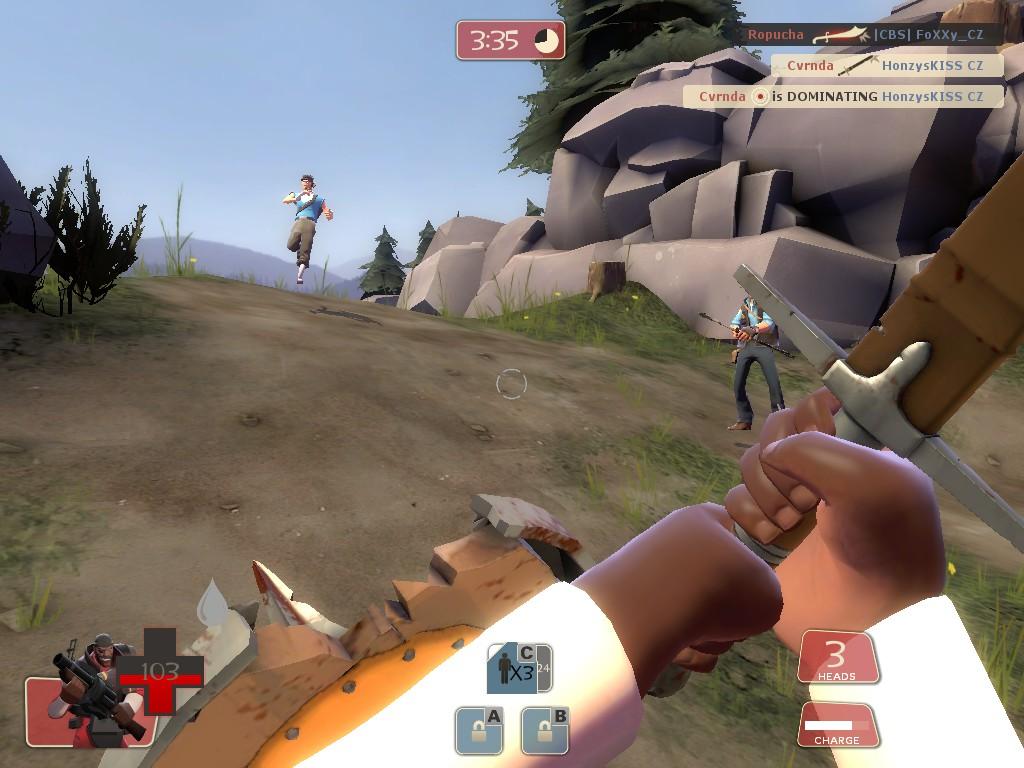 Team Fortress 2 pod nátlakem věrných čtenářů Zingu. Už potřetí 4246