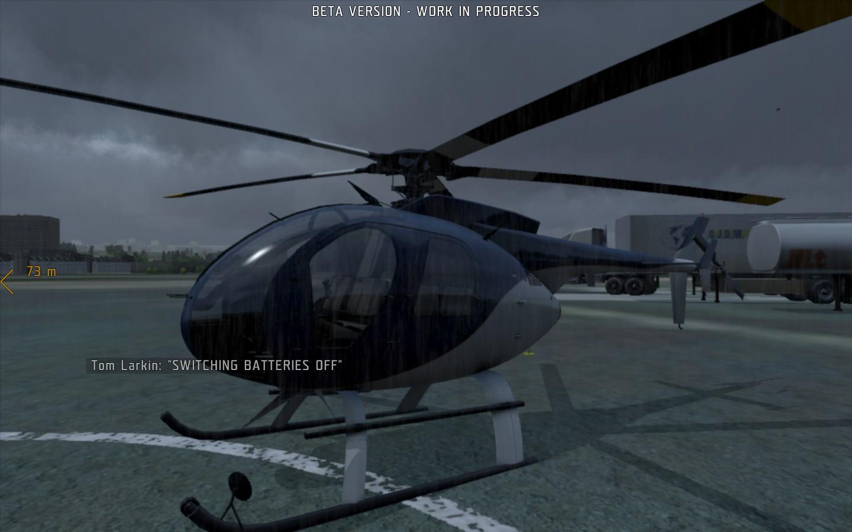 Take On Helicopters Beta: Vrtulník na tisíc způsobů 4253