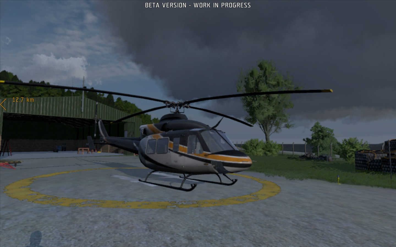 Take On Helicopters Beta: Vrtulník na tisíc způsobů 4254