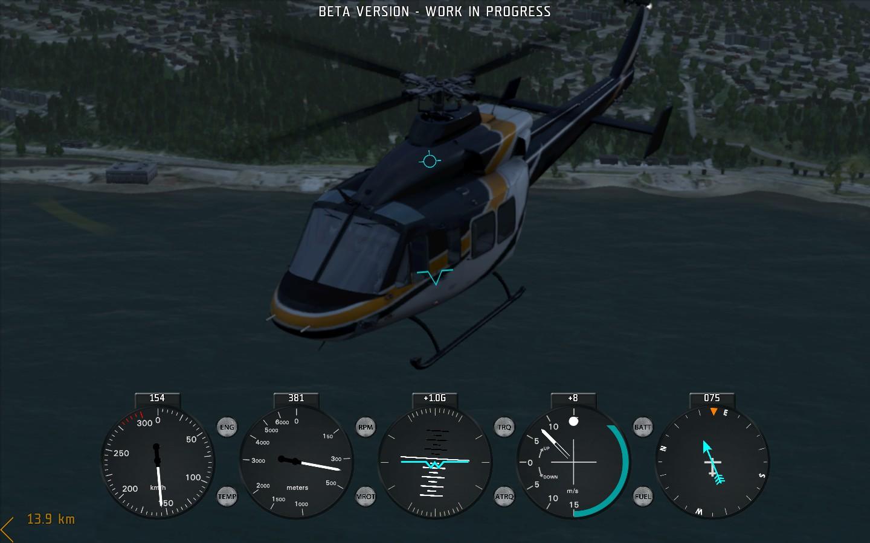 Take On Helicopters Beta: Vrtulník na tisíc způsobů 4256