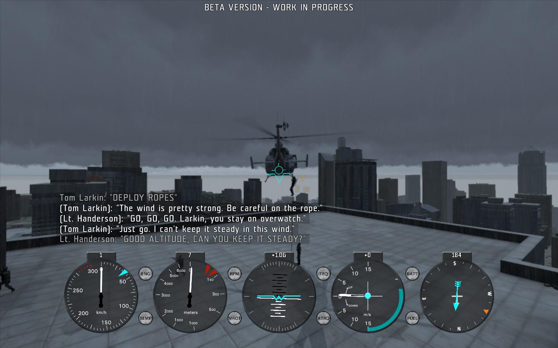 Take On Helicopters Beta: Vrtulník na tisíc způsobů 4258