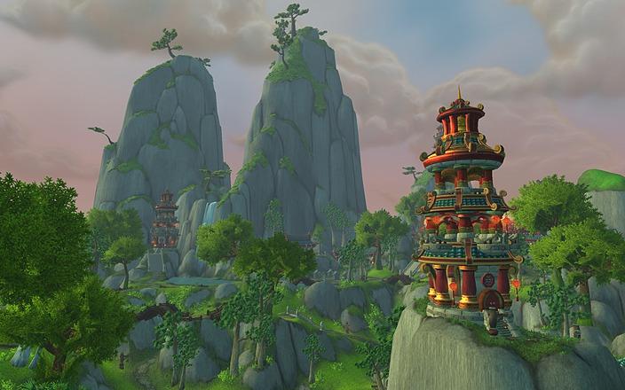 Bude World of Warcraft:Mists of Pandaria oddechovka oproti Cataclysmu? 4299