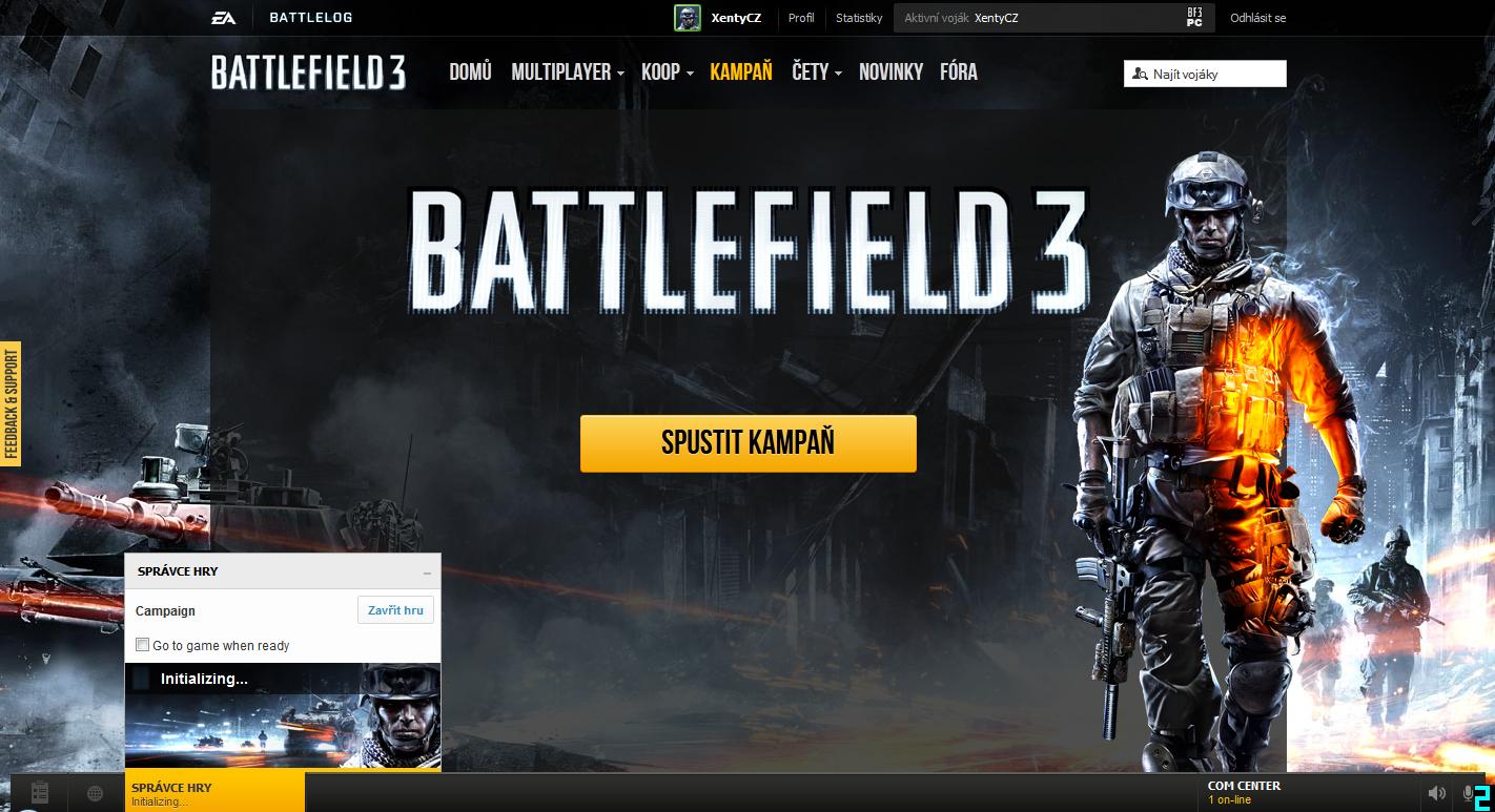 Battlefield 3 - Nabušená válečná akce 4306