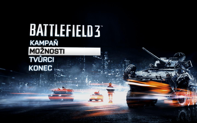 Battlefield 3 - Nabušená válečná akce 4307