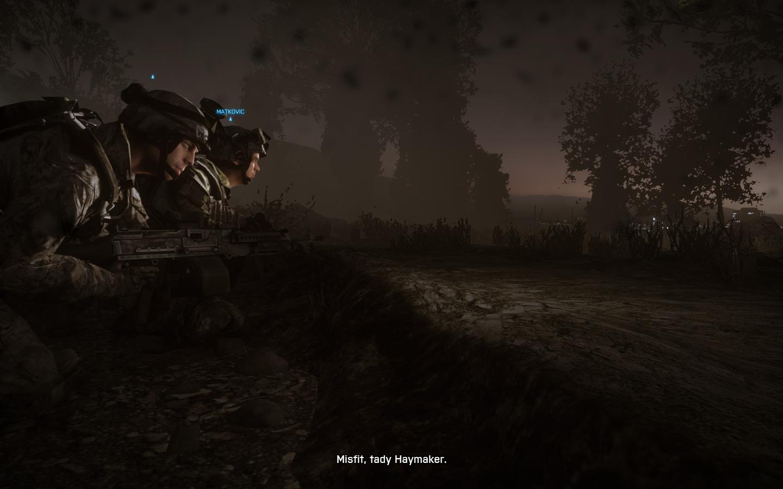 Battlefield 3 - Nabušená válečná akce 4309