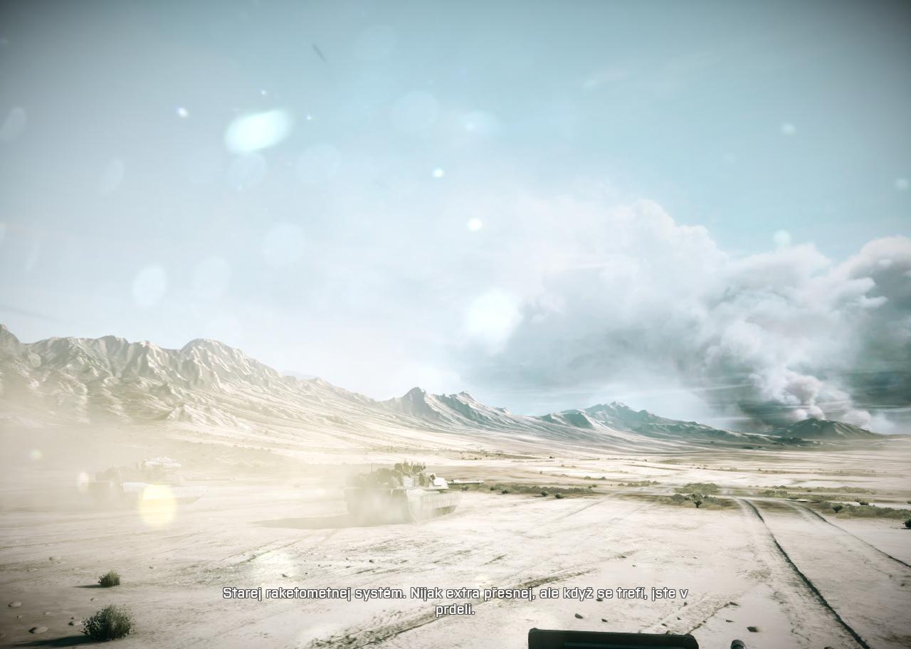 Battlefield 3 - Nabušená válečná akce 4311