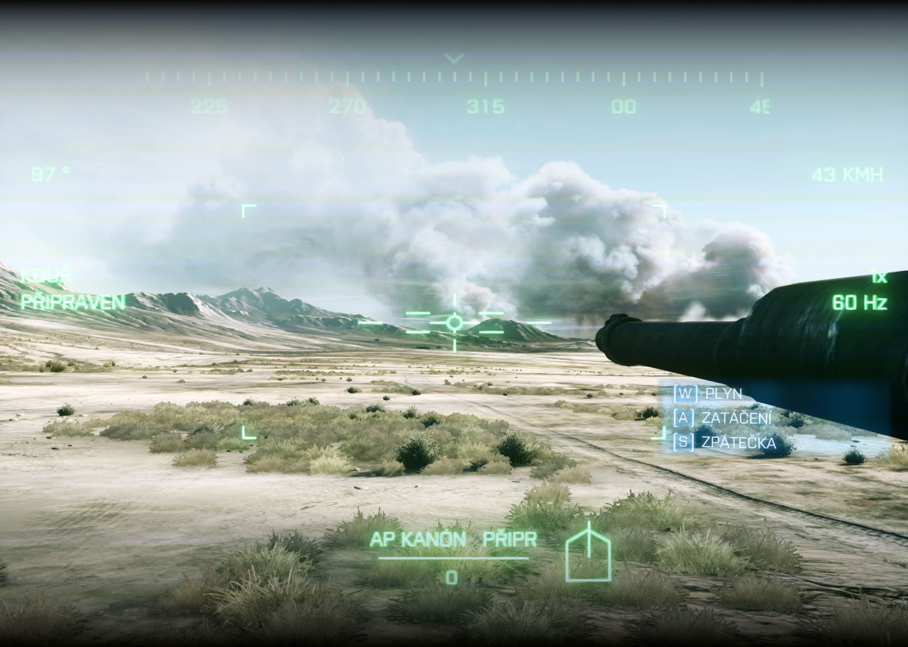 Battlefield 3 - Nabušená válečná akce 4312