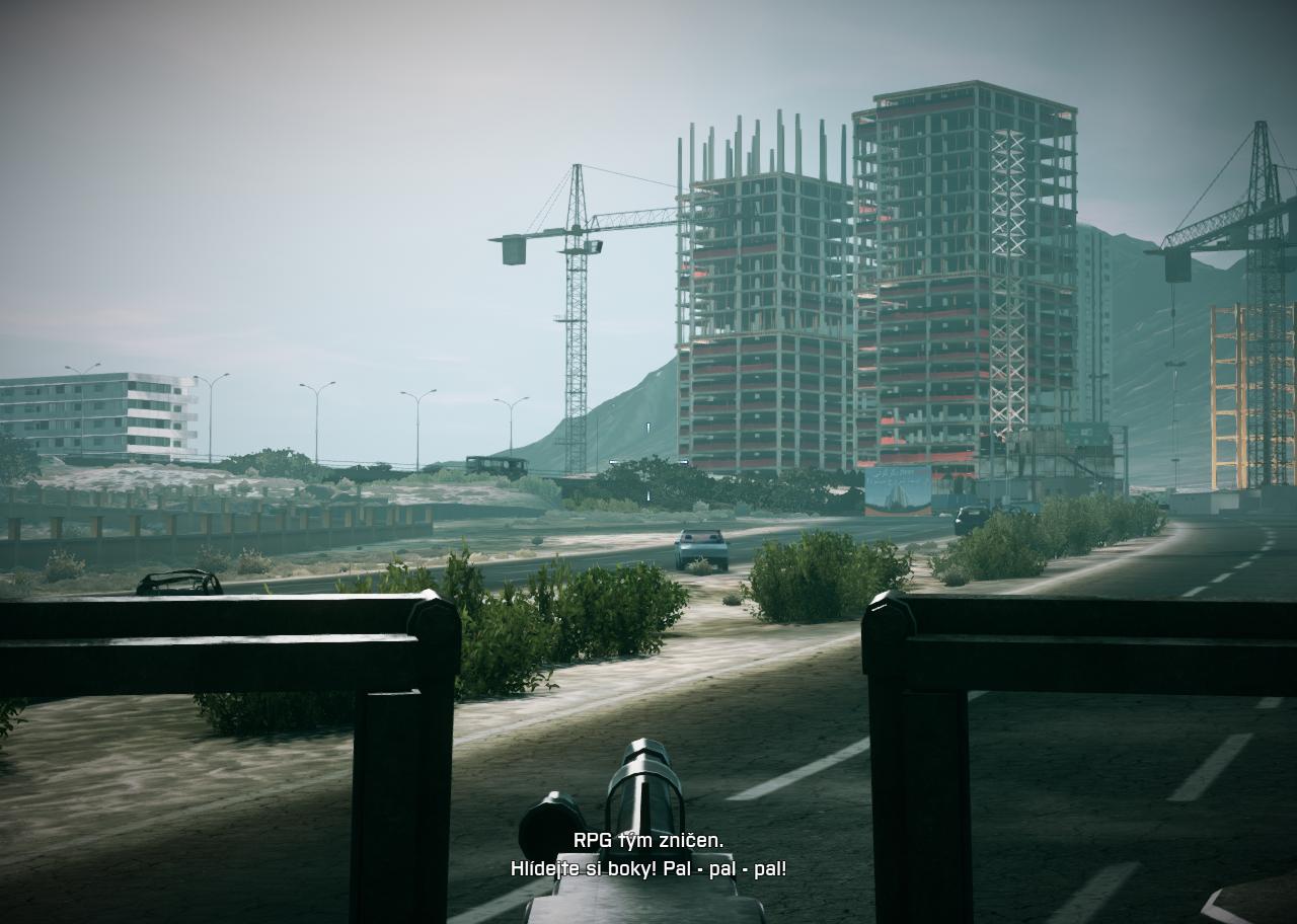 Battlefield 3 - Nabušená válečná akce 4313