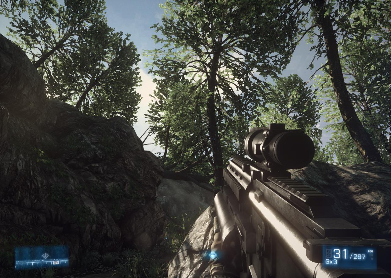 Battlefield 3 - Nabušená válečná akce 4314