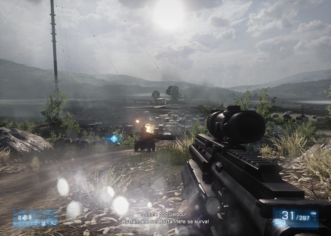 Battlefield 3 - Nabušená válečná akce 4316