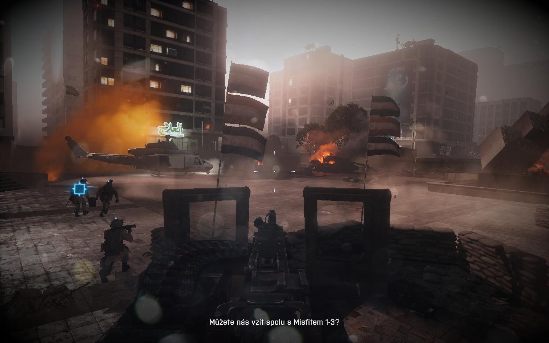 Battlefiel 3: Man down! 4322