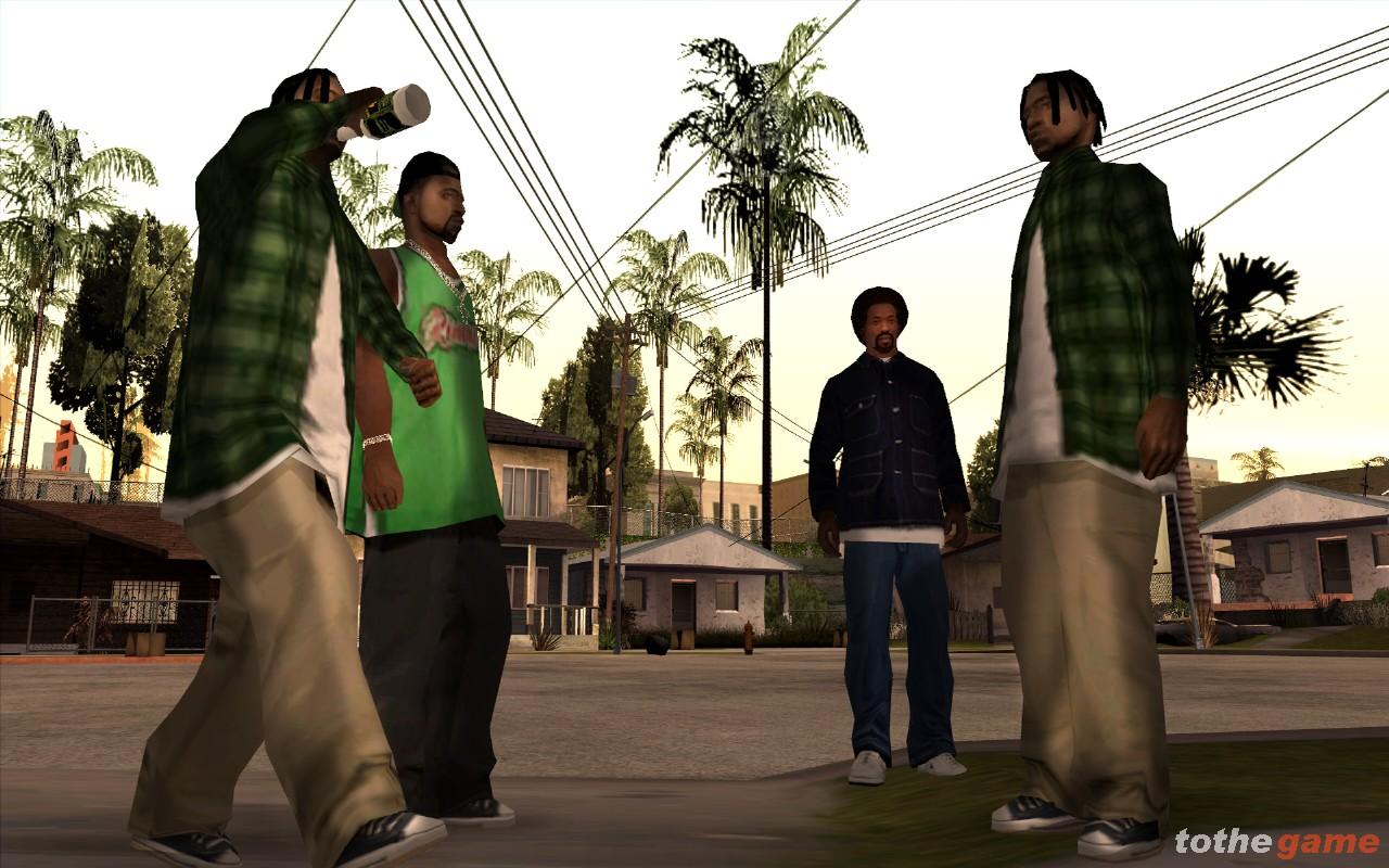 GTA: San Andreas trošku jinak 4538