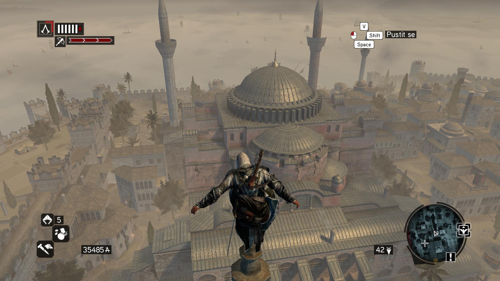 Assassins Creed Revelations + pohled na sérii jako celek 4635