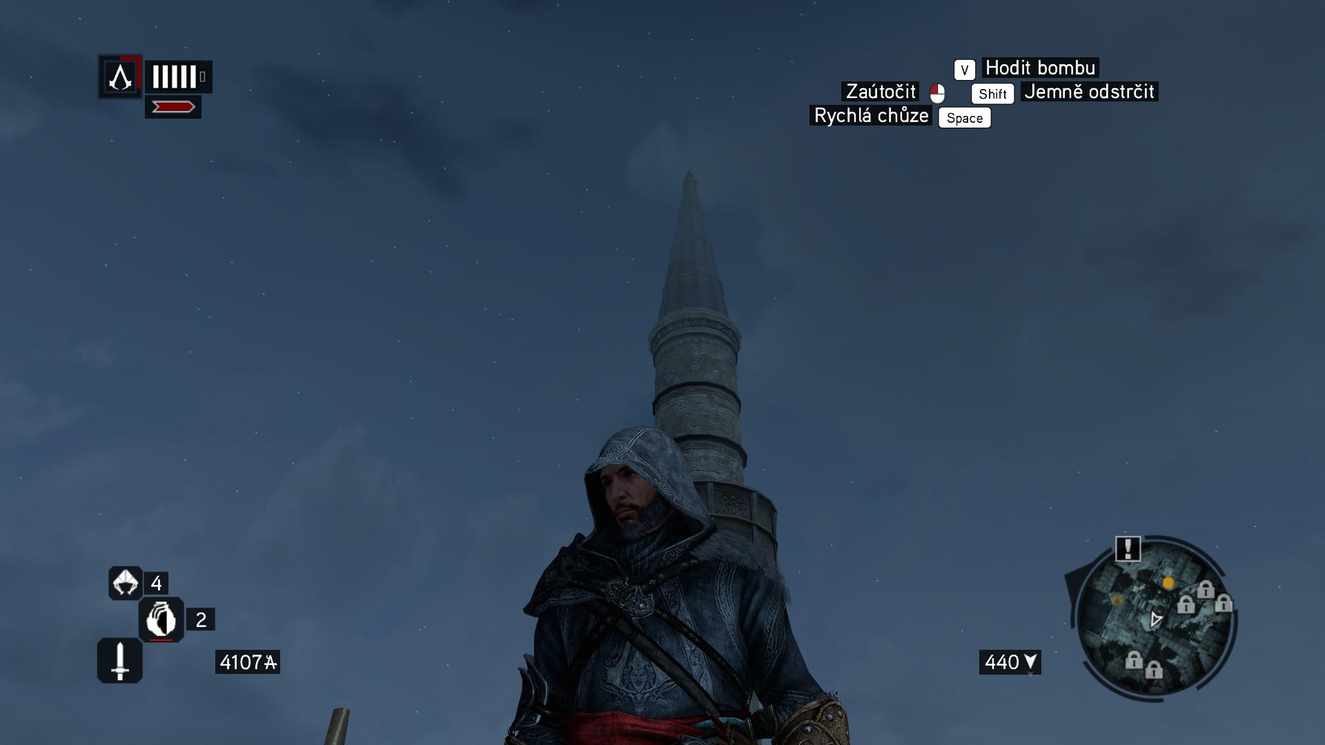 Assassins Creed Revelations + pohled na sérii jako celek 4637