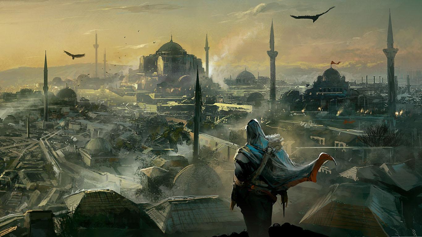 Assassins Creed Revelations + pohled na sérii jako celek 4640