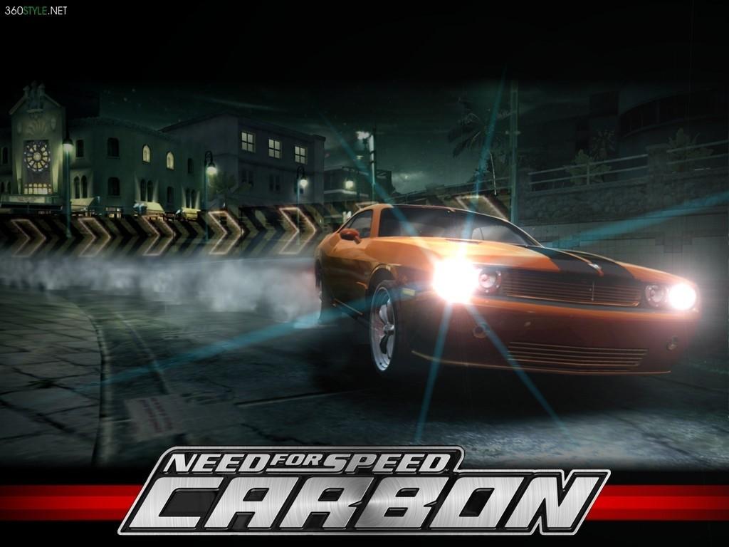 NFS Carbon aneb stará herka nerezavý 4740