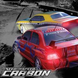 NFS Carbon aneb stará herka nerezavý 4744