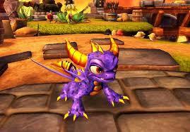 Spyro: The Little Purple Dragon 4814