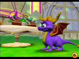Spyro: The Little Purple Dragon 4826