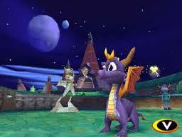Spyro: The Little Purple Dragon 4827