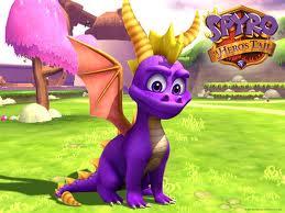 Spyro: The Little Purple Dragon 4829