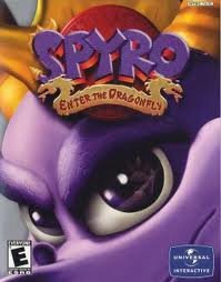 Spyro: The Little Purple Dragon 4830
