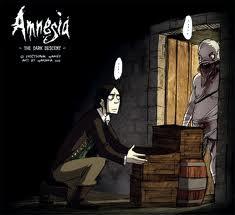 Amnesia The Dark Descend. Hra, kde budete nadávat strachy.....*****!!! 4843