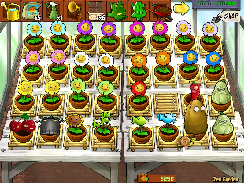 Recenze: Plants vs. Zombies 488