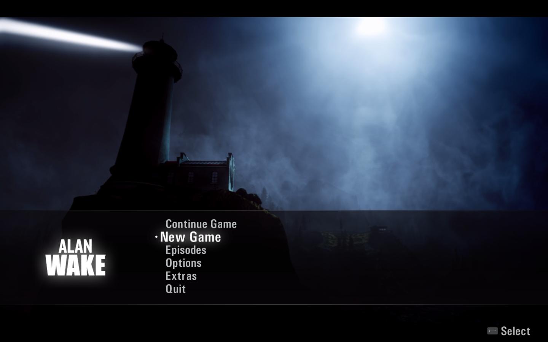 Alan Wake - Kdopak by se noci bál? 5013