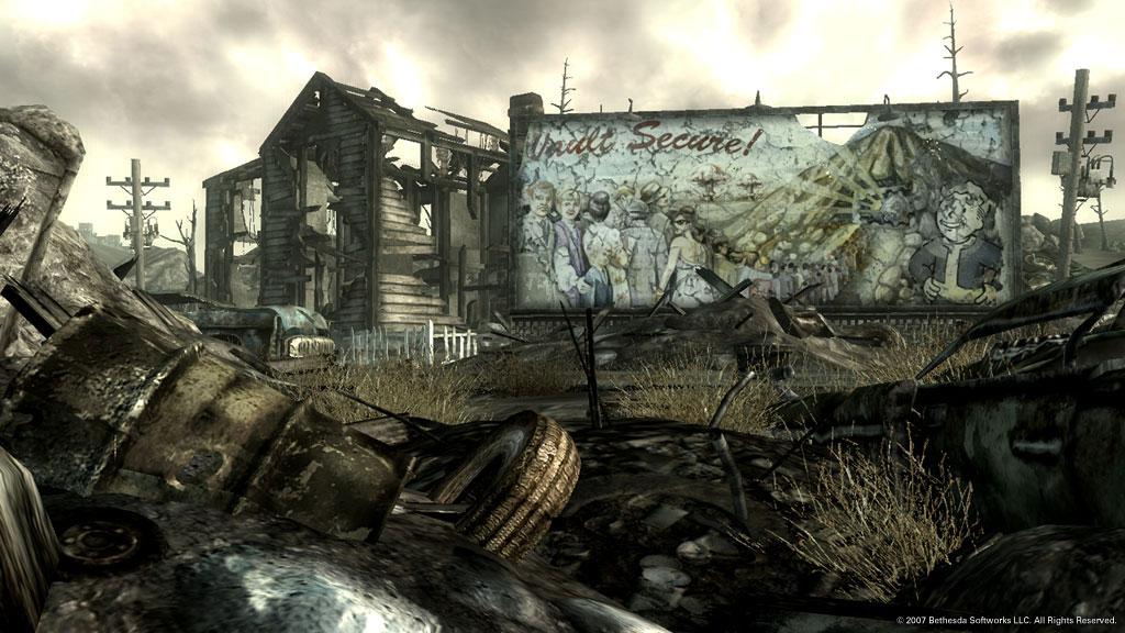 Fallout 3 - analýza V.A.T.S. 5025