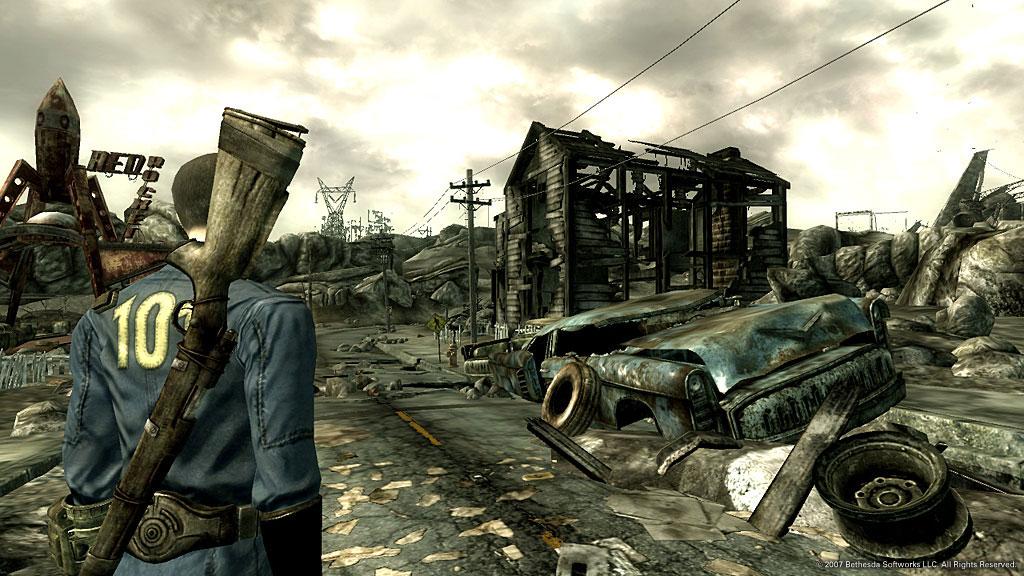 Fallout 3 - analýza V.A.T.S. 5027 1