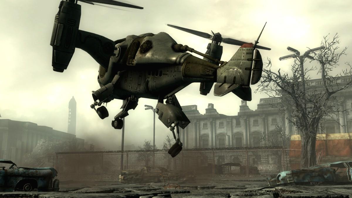 Fallout 3 - analýza V.A.T.S. 5035