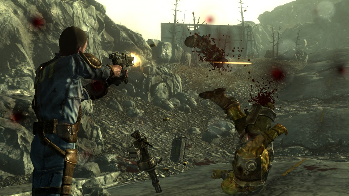 Fallout 3 - analýza V.A.T.S. 5038