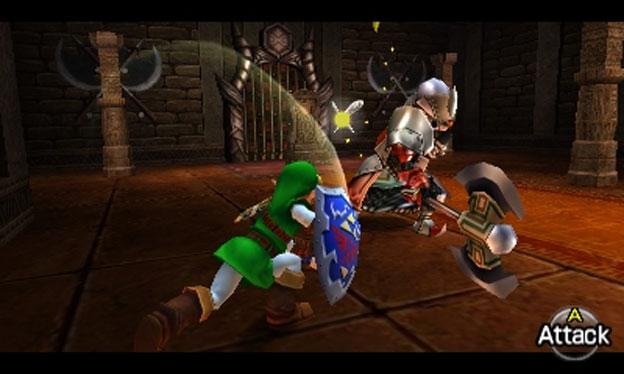 The Legend of Zelda: Ocarina of Time 3D 5076