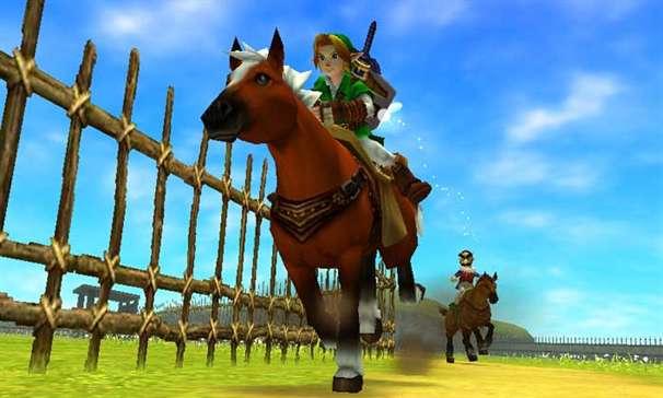 The Legend of Zelda: Ocarina of Time 3D 5077