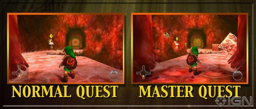 The Legend of Zelda: Ocarina of Time 3D 5078