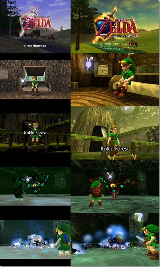 The Legend of Zelda: Ocarina of Time 3D 5079