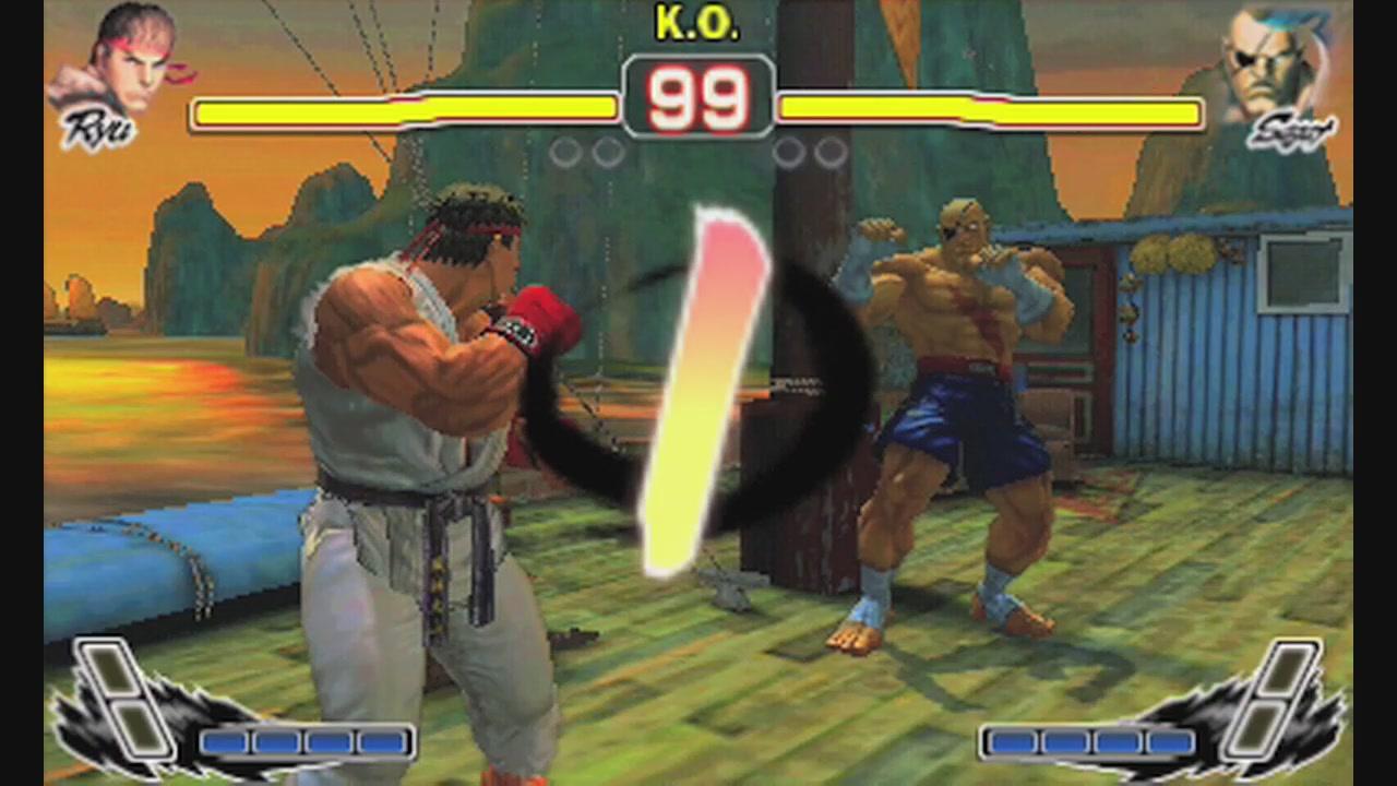Super Street Fighter IV 3D Edition 5096