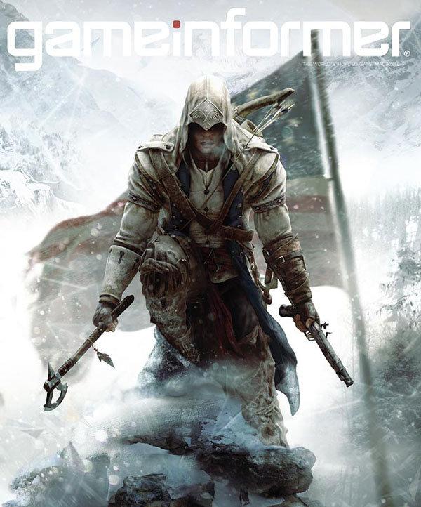 Assassin's Creed3 první detaily:Nový hrdina aneb 'Né všichni angličani jsou zlí' 5102