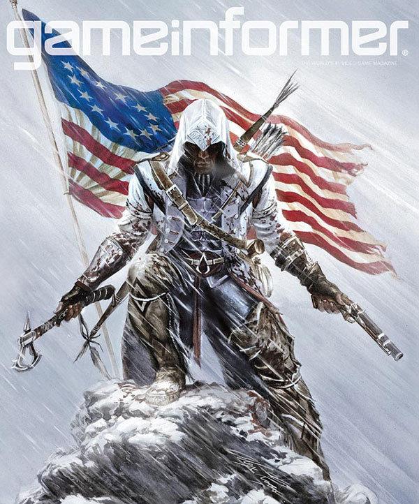 Assassin's Creed3 první detaily:Nový hrdina aneb 'Né všichni angličani jsou zlí' 5105