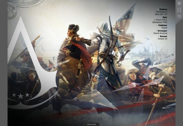 Assassin's Creed3 první detaily:Nový hrdina aneb 'Né všichni angličani jsou zlí' 5112
