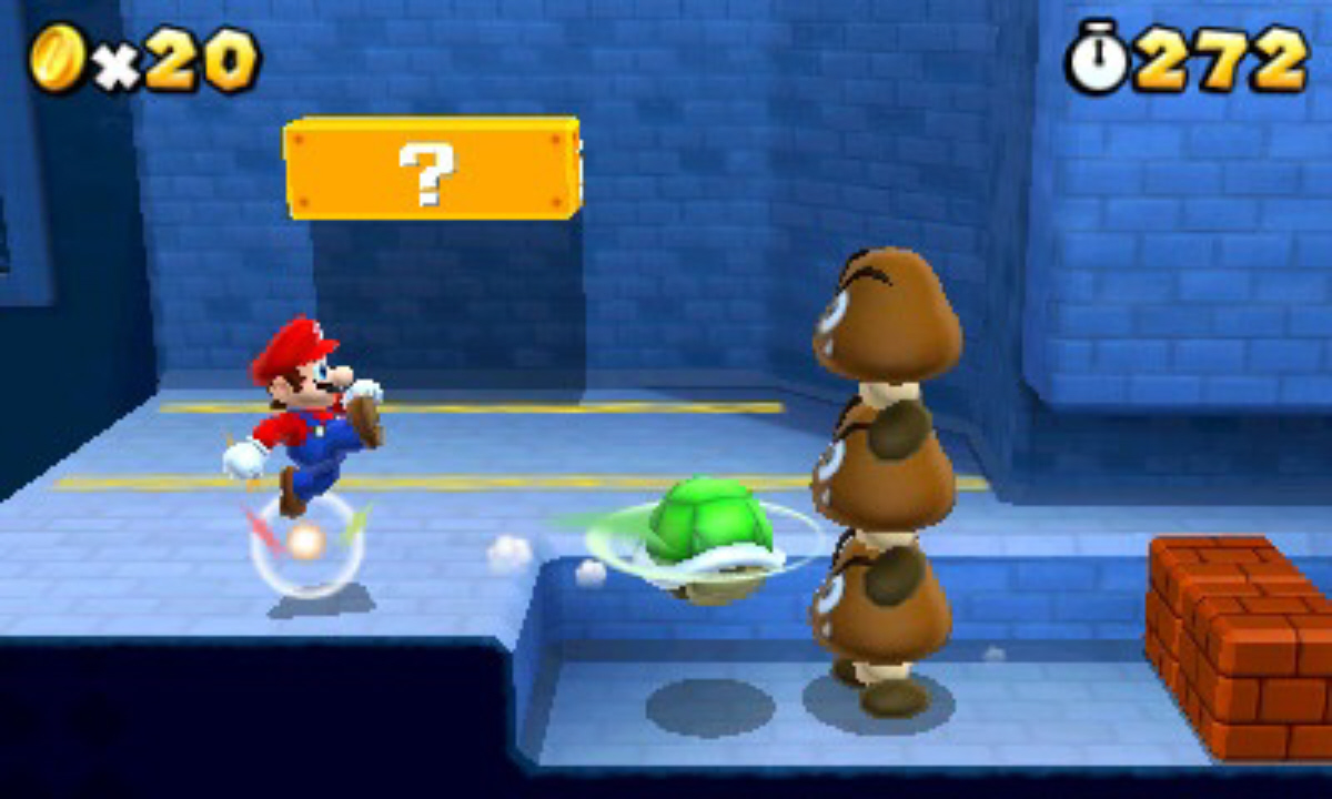 Super Mario 3D Land - Mario přichází i ve 3D 5216