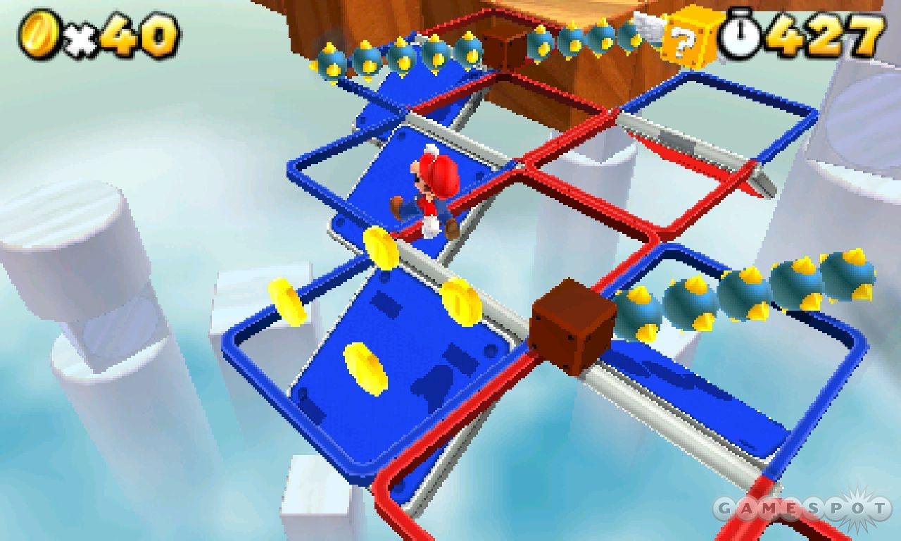 Super Mario 3D Land - Mario přichází i ve 3D 5217