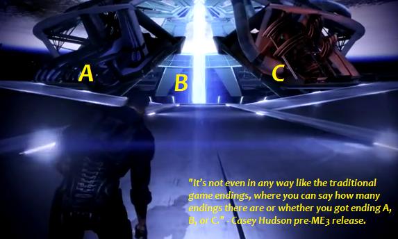 Mass Effect 3 a jeho (ne)slavný konec 5257