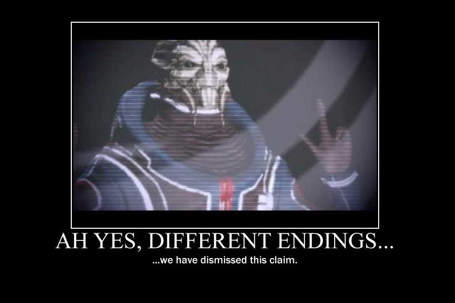 Mass Effect 3 a jeho (ne)slavný konec 5261