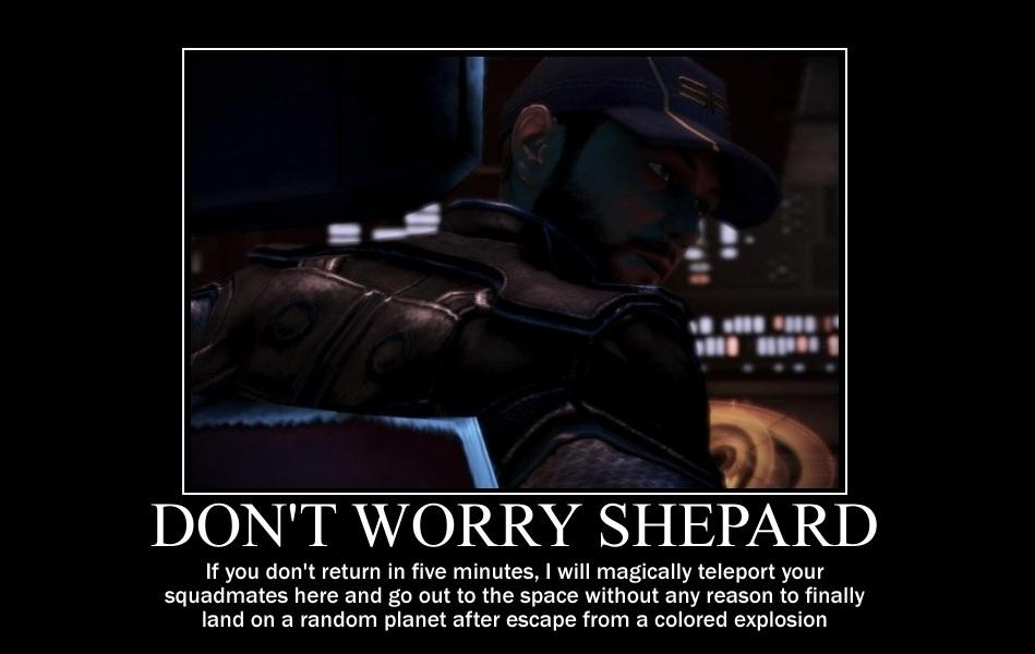 Mass Effect 3 a jeho (ne)slavný konec 5263