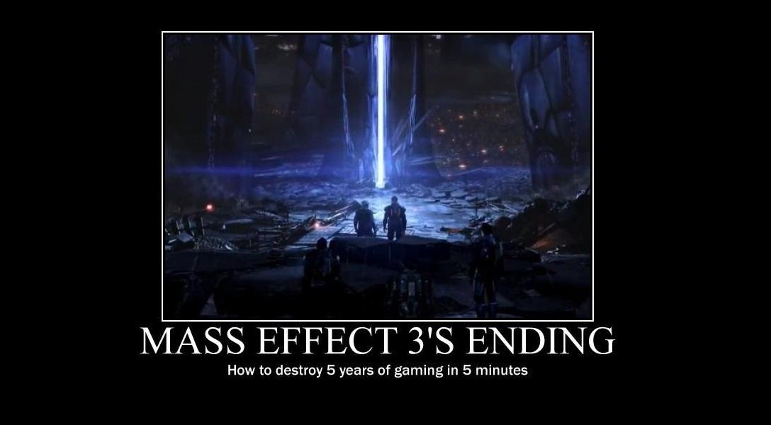 Mass Effect 3 a jeho (ne)slavný konec 5265